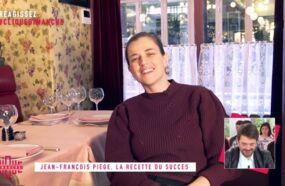 Pris de court par un message de sa femme dans Clique Dimanche, Jean-François Piège ne sait plus quoi répondre ! (VIDEO)