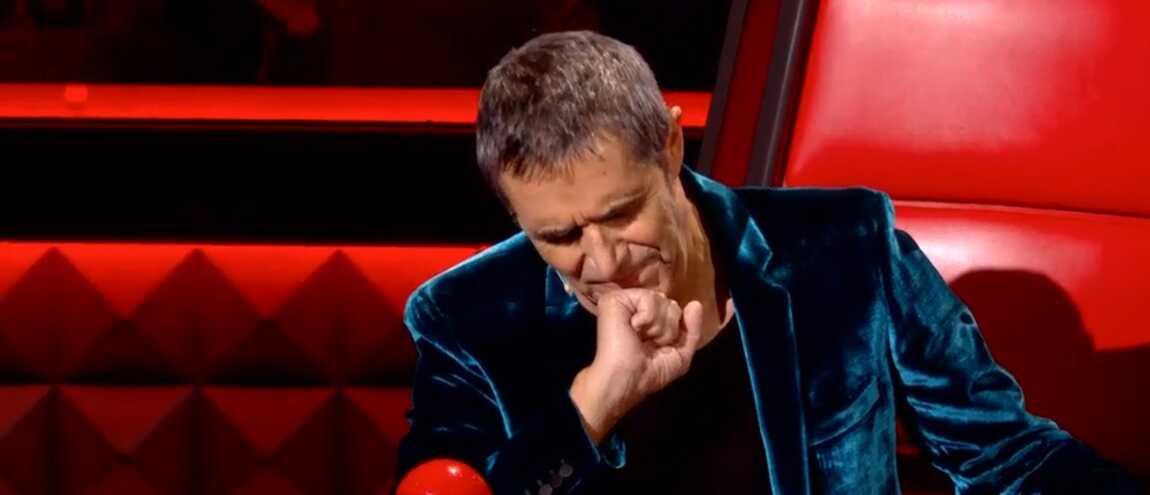 6a1fcc23ca0a0 The Voice 8   Julien Clerc craque en plein K.O... Revivez cette séquence  émotion (VIDEO)