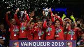 Rennes réalise l'exploit contre le PSG et remporte la Coupe de France aux tirs au but (REVUE DE TWEETS)