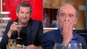 """""""Tout ça ne serait pas arrivé sans lui"""" : Guillaume Canet remercie avec émotion Pierre Lescure dans C à vous (VIDEO)"""