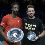 "Tennis : Gaël Monfils rend un hommage touchant à son ""ami"" Stan Wawrinka"