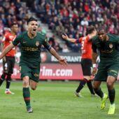 Ligue 1 : Monaco revient de loin et arrache le nul à Rennes grâce à Radamel Falcao (REVUE DE TWEETS)