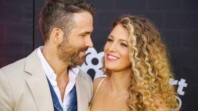 Blake Lively enceinte de son troisième enfant, elle dévoile son baby-bump auprès de Ryan Reynolds (PHOTOS)