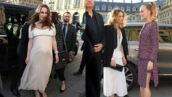 Keira Knightley enceinte, Lily-Rose Depp et Vanessa Paradis complices à la soirée Chanel (PHOTOS)
