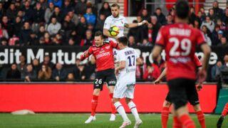 Ligue 1 : Guingamp se rapproche de la Ligue 2 après son match nul contre Caen