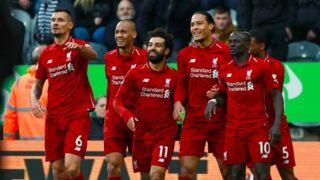 Premier League : Liverpool s'impose à Newcastle et met la pression sur Manchester City (VIDEO)