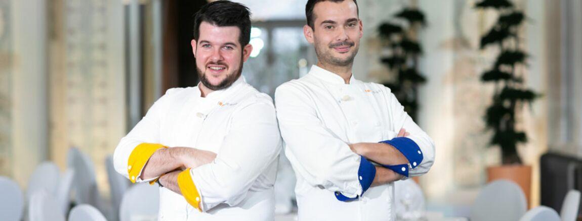 Samuel et Guillaume, finalistes de Top Chef