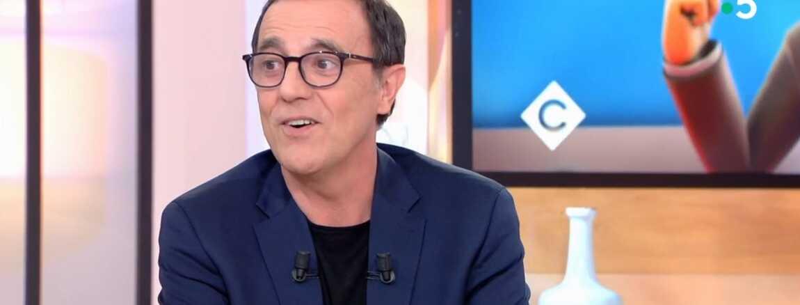 620238c97 Thierry Beccaro très touché par les nombreux messages de soutien qu il  reçoit depuis l annonce de son départ de France 2 (VIDEO)