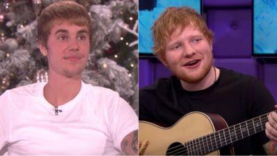 Justin Bieber fait son grand retour au côté d'Ed Sheeran avec I Don't Care (VIDEO)
