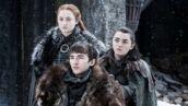 """Game of Thrones : """"On a beaucoup pleuré""""... les confidences de Sophie Turner (Sansa) et Isaac Hempstead-Wright (Bran) sur le dernier épisode"""
