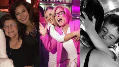 Alyssa Milano, Priyanka Chopra…Les photos touchantes des stars de séries américaines pour la fête des mères (PHOTOS)