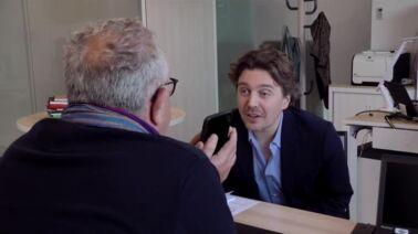 Molières 2019 : le clin d'oeil étonnant et corrosif de Blanche Gardin à son compagnon, l'humoriste Louis C.K. (VIDEO)