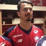 Dauphin du PSG, Lille fête déjà sa présence en Ligue des Champions la saison prochaine (VIDEO)
