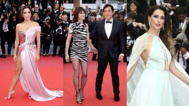 Cannes 2019 : Orlando Bloom élégant, une jeune femme joue la transparence (PHOTOS)