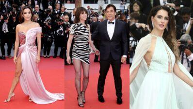 Cannes 2019 : Eva Longoria divine en robe fendue, Charlotte Gainsbourg la joue très courte… Une ouverture très glamour ! (PHOTOS)