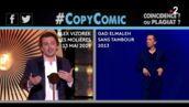 Accusé de plagiat, Gad Elmaleh ridiculisé par Alex Vizorek aux Molières 2019 (VIDEO)