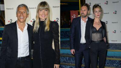 Molières 2019 : Nagui complice avec sa femme Mélanie Page, Sara Mortensen (Plus belle la vie) divine avec son chéri Bruce Tessore (PHOTOS)