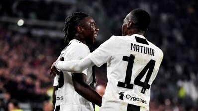 Le club de Cagliari non sanctionné après les cris racistes contre les joueurs de la Juventus Turin Moise Kean et Blaise Matuidi