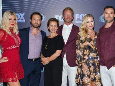 Beverly Hills 90210 : les stars ont fêté le retour de la série lors d'une grande soirée