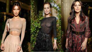 Cannes 2019 : Bella Hadid et Eva Herzigova sublimes en transparence, Monica Bellucci radieuse à la soirée Dior (PHOTOS)