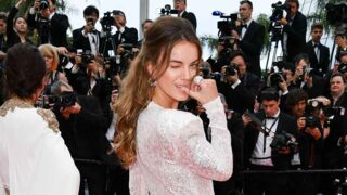 Cannes 2019 : oups ! Le top Heidi Lushtaku signe le premier accident de robe sur le tapis rouge ! (PHOTOS)