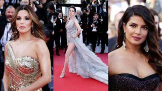 Cannes 2019 : Eva Longoria, Priyanka Chopra, Frédérique Bel... des marches glamour pour Rocketman (PHOTOS)