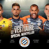 Le Vestiaire (RMC Sport) : une émission spéciale Montpellier en plein coeur du stade de la Mosson ! (VIDEO)