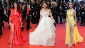 Cannes 2019 : les anciennes Miss France en robes fendues, Priyanka Chopra divine pour Les plus belles années d'une vie (PHOTOS)