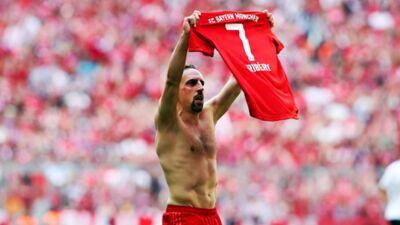 Son départ du Bayern Munich, le Ballon d'Or, l'équipe de France... les confessions de Franck Ribéry