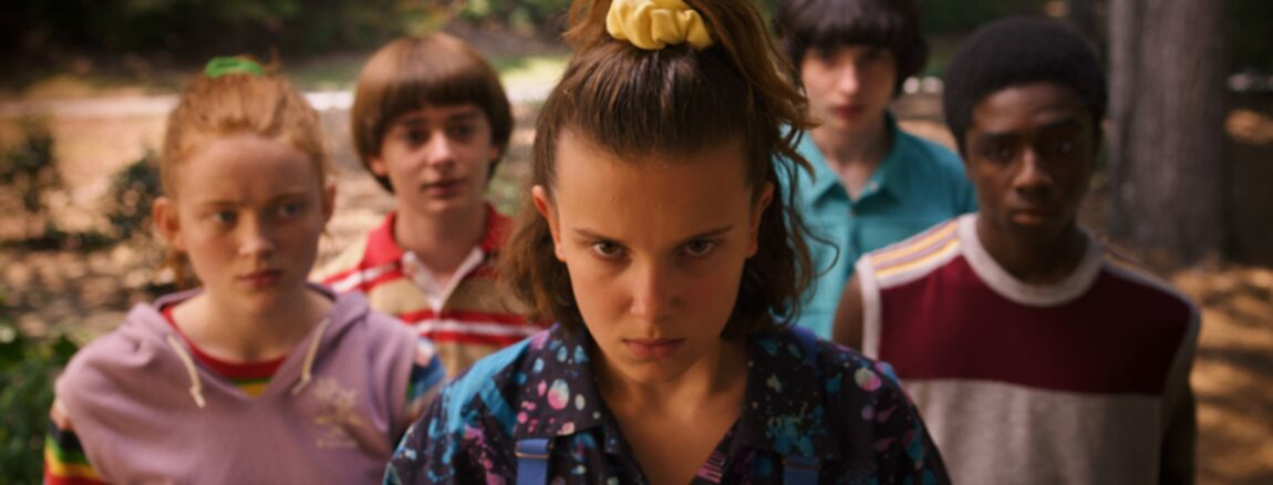 Stranger Things Netflix Date Intrigues Casting Toutes