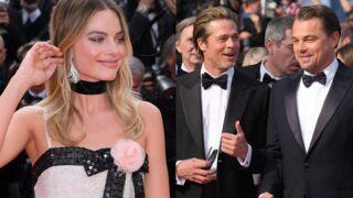 Cannes 2019 : Brad Pitt et Leonardo DiCaprio créent l'hystérie sur le tapis rouge (PHOTOS)