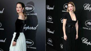 Cannes 2019 : Marion Cotillard et Lea Seydoux ultra glamour pour le trophée Chopard (PHOTOS)
