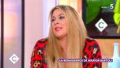 Marion Bartoli émue devant des images de soutien de son père pendant son anorexie (VIDEO)