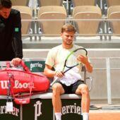 Roland-Garros 2019 : pourquoi le coach n'est jamais présent au bord du court ?