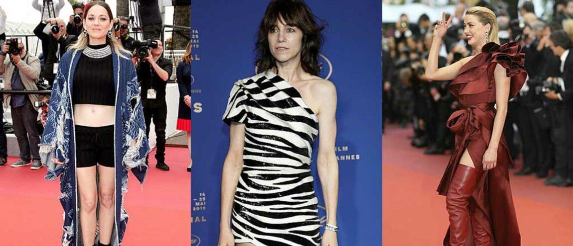 Cannes 2019 Marion Cotillard Charlotte Gainsbourg Les