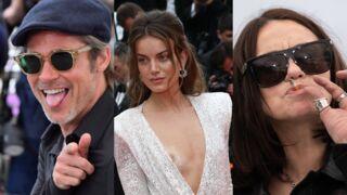 Cannes 2019 : les grimaces de Brad Pitt, l'accident de robe d'un mannequin… Les insolites du festival (PHOTOS)