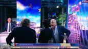 """""""Abruti"""", """"ordure""""... : Gilbert Collard et Daniel Cohn-Bendit s'insultent violemment lors de la soirée des européennes sur TF1 (VIDEO)"""