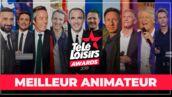 Télé-Loisirs Awards 2019 : votez pour le meilleur animateur de l'année !
