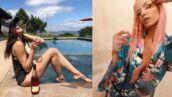 Instagram : Teri Hatcher mène la belle vie au bord de l'eau, Shy'm s'essaie au rose pastel (PHOTOS)