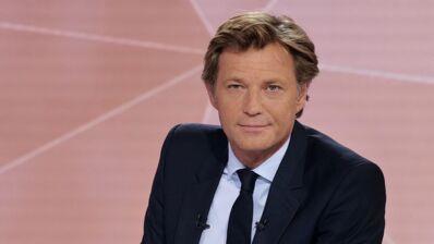 """Laurent Delahousse sur le poste de présentateur du JT de 20H : """" On a tous eu droit à son lot de critiques, mais on y survit"""""""