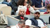 Roland-Garros 2019 : Rachel Legrain-Trapani radieuse, Cyril Hanouna concentré face à Federer... (PHOTOS)