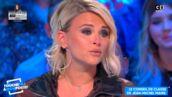 Kelly Vedovelli émue aux larmes après une belle déclaration à un chroniqueur de TPMP (VIDEO)