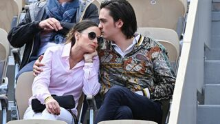 Roland-Garros 2019 : Capucine Anav et Alain-Fabien Delon, Yannick Noah et Isabelle Camus, Blaise et Isabelle Matuidi... les people en amoureux à la porte d'Auteuil