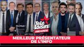 Télé-Loisirs Awards 2019 : votez pour le meilleur présentateur de l'info de l'année !