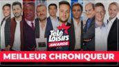Télé-Loisirs Awards 2019 : votez pour le meilleur chroniqueur de l'année !