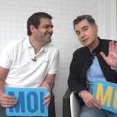 Le plus bosseur ? Le moins drôle ? Matthieu Lartot et Laurent Luyat s'affrontent avec humour dans notre Guess Who (VIDEO)