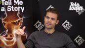 """Paul Wesley (Tell Me A Story) : """"Mon rôle est à l'opposé de celui que j'ai joué dans Vampire Diaries"""" (VIDEO)"""