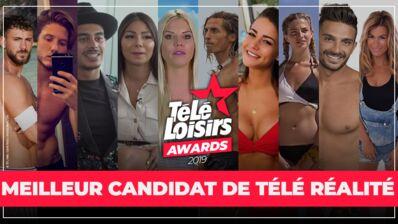 Télé-Loisirs Awards 2019 : votez pour le meilleur candidat de télé-réalité de l'année !