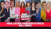 Télé-Loisirs Awards 2019 : votez pour la meilleure présentatrice de l'info de l'année !