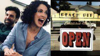 Linda Hardy survoltée dans Demain nous appartient, le Peach Pit dans Beverly Hills… Tous les tournages de la semaine (PHOTOS)